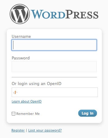 The OpenID plugin allows users to authenticate to websites without using passwords
