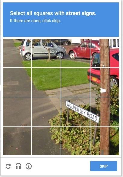 reCAPTCHA antispam woocommerce