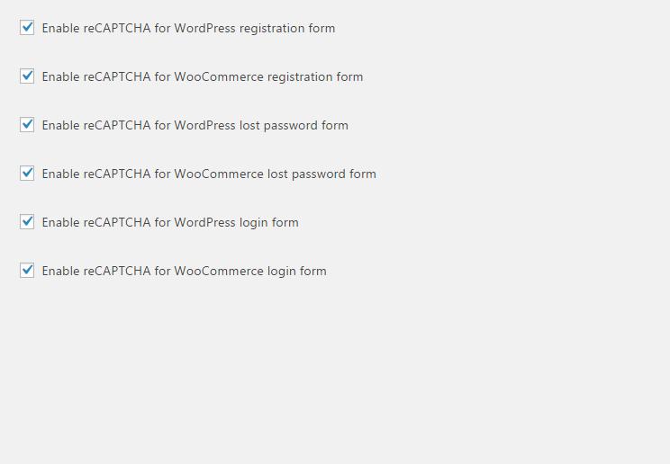 Wie man reCAPTCHA einrichtet