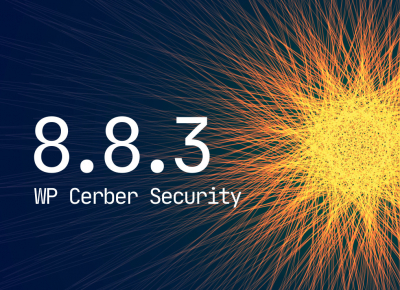 WP Cerber Security 8.8.3