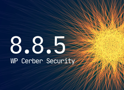 WP Cerber Security 8.8.5