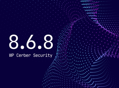 WP Cerber Security 8.6.8