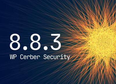 WP Cerber Security 8.8.3