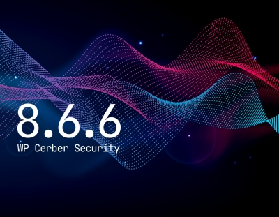 WP Cerber Security 8.6.6