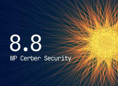 WP Cerber Security 8.8