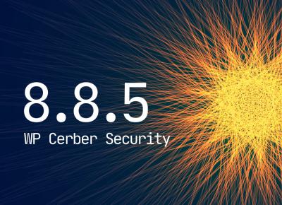 WP Cerber Security 8.8.5